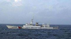 日本新增武装巡逻船加强