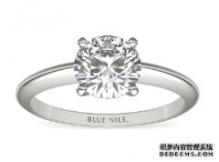 爱不隔离,以Blue Nile钻石美戒迎接爱的春天