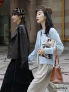HERSTORY韩国配饰:初秋叠穿法则 + 最爱时尚配饰分