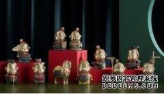 """把""""秦俑天团""""带回家?京东618铜师傅兵马俑盲"""